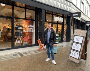 Interview Mike van Woudenberg