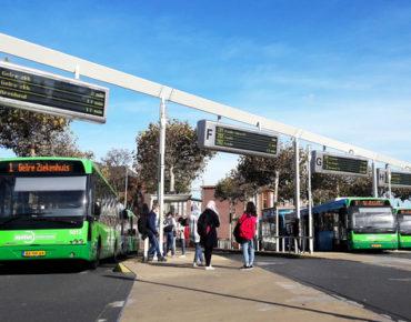 Elektrische bussen Keolis